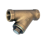 Y Type Strainers - Bronze HVAC Products
