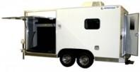 Luggage Scanner in TRAILER Scanners & Detectors
