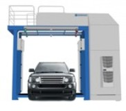 Car and Passenger Minibus X-Ray Inspection System HXC-320 Scanners & Detectors