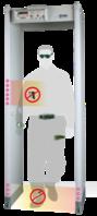 CEIA/GARRETT WALK THROUGH & Hand Held Metal Detectors Scanners & Detectors