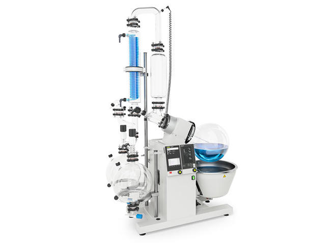 Sample Preparation Systems Industrial Rotavapor Chemical Lab Solutions