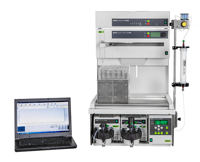 Flash Systems for Chromatography Solutions Chemical Lab Solutions