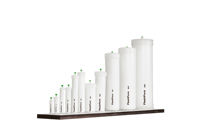 Chromatography Solutions Flash Columns Chemical Lab Solutions