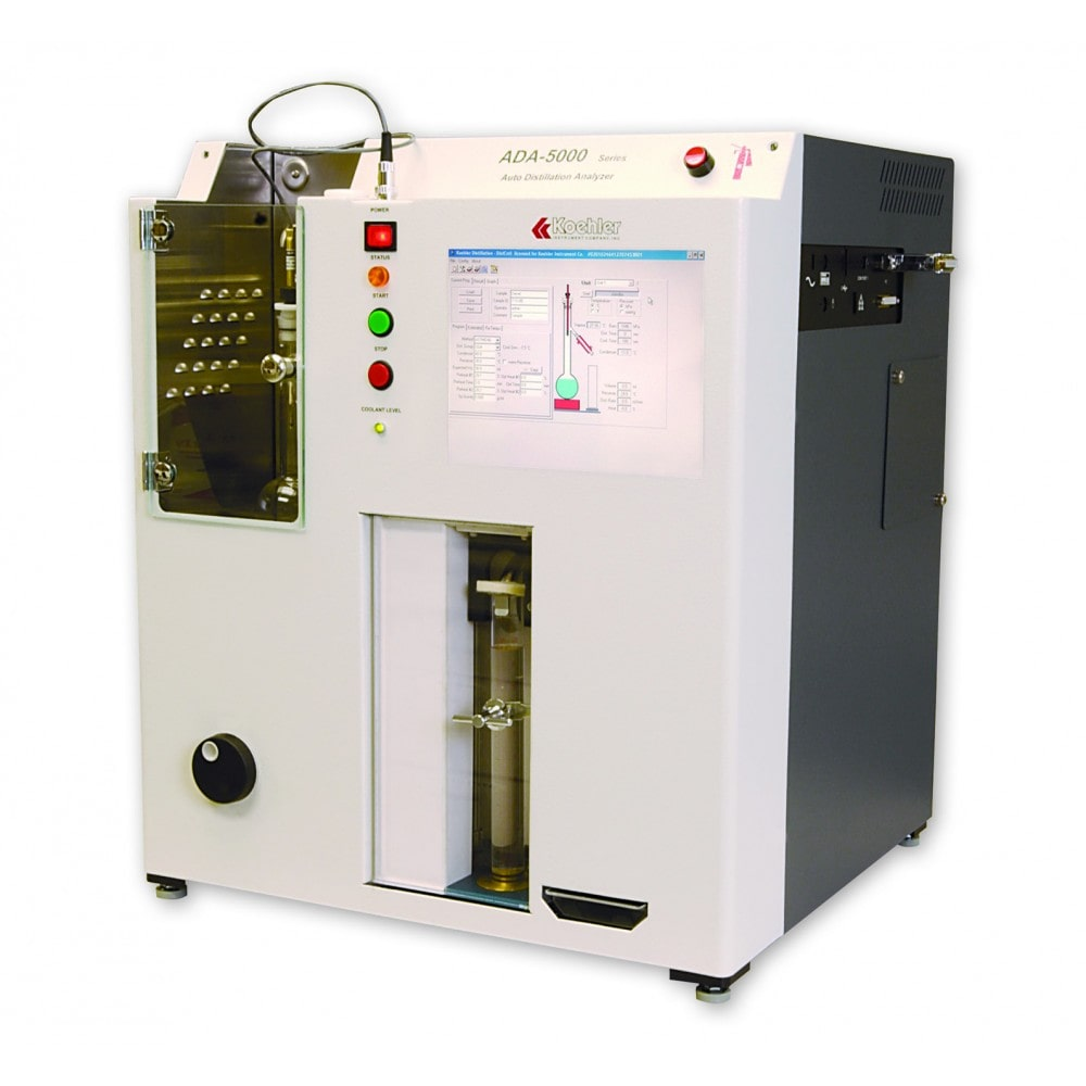 Oil Analysis Automatic Distillation Analyzer Chemical Lab Solutions