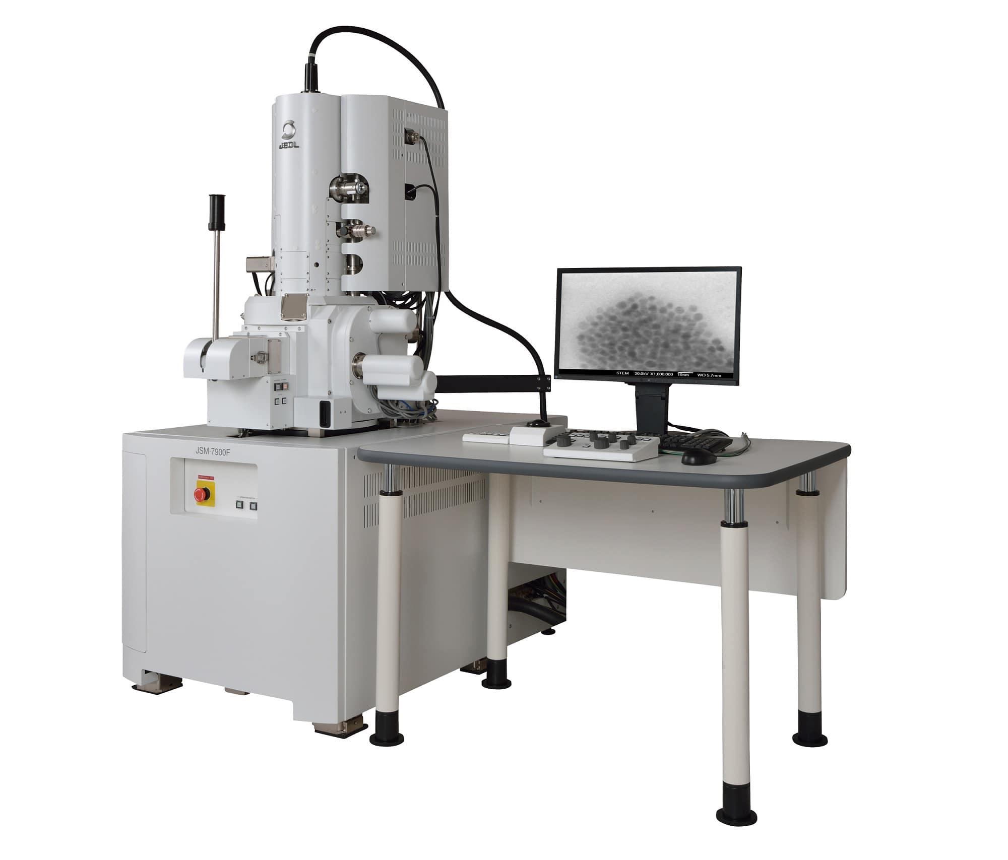 JSM-7900F Schottky Field Emission Scanning Electron Microscope (FESEM) Electron Microscope