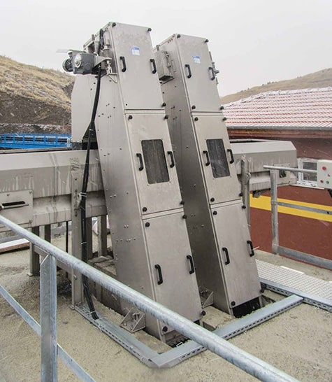 Multi-Rake Mechanical Screens for Wastwater Pretreatment Screens & Screen Handling Equipments