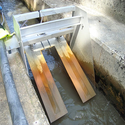 Non-Ragging Channel Mixers for Wastewater Wastewater & Stormwater Speciality Products