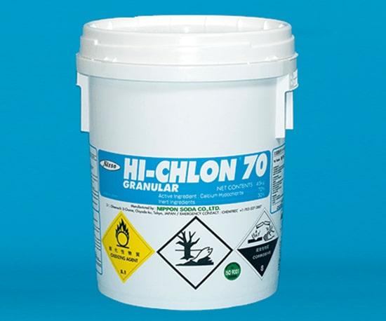Calcium Hypochlorite Water Treatment Chemicals