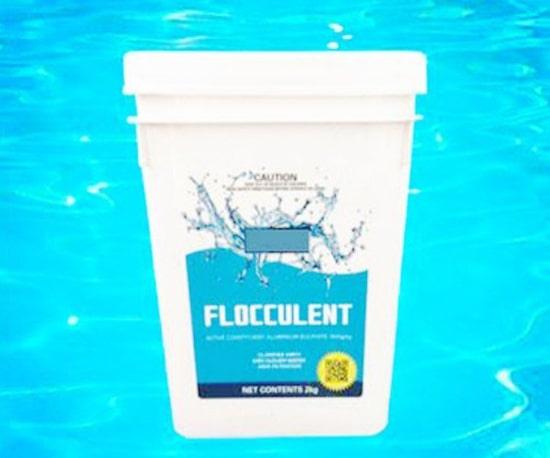 Flocculent Water Treatment