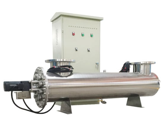 New Generation Disinfection System UV Disinfection Disinfection & Dosing Systems