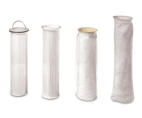 Bag filters for water treatment Water Treatment Filtration Products