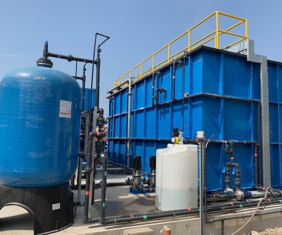 Activated carbon filtration system Domestic Water Treatment Systems