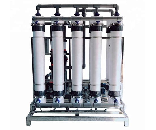 Grey Water Treatment Plant Ultrafiltration Water Treatment Municipal Waste Water Treatment