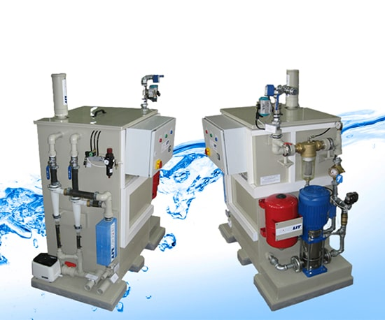 Vehicle Wash Treatment & Reuse Plant Waste Water Treatment Process Plant