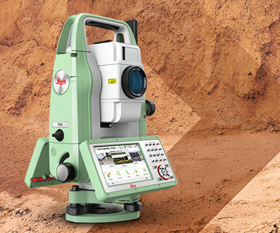 TS10 - Manual Total Stations Surveying Solutions