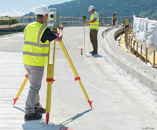 TS10 - Manual Total Stations Civil Infrastructure