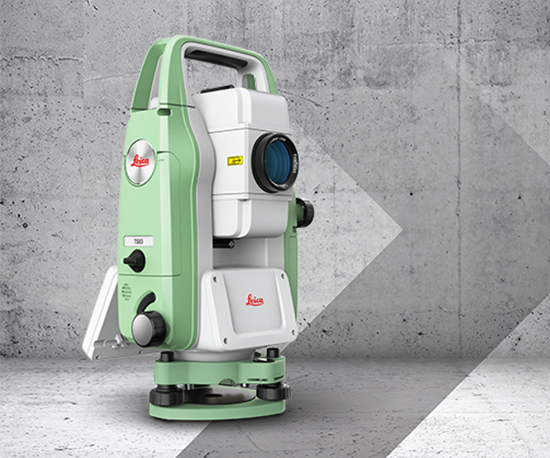 TS03 - Manual Total Stations Surveying Solutions