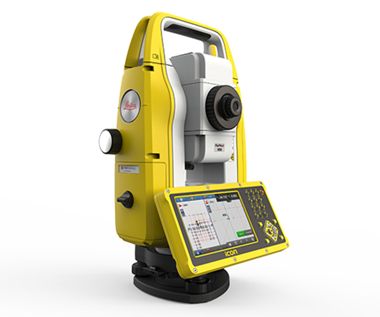 Leica iCON iCB50  - Manual Total Stations Surveying Solutions