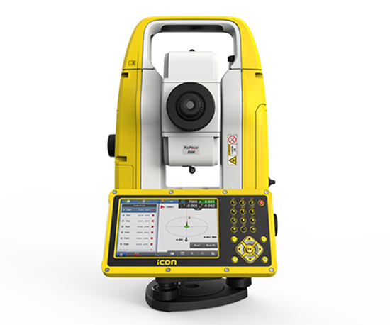 Leica iCON iCB50  - Manual Total Stations 3
