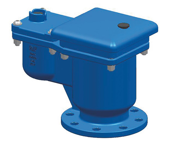 Double Orifice Type Air Release Valve Sewage