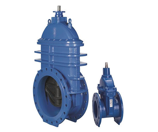 Gate Valve - DI/CS/SS Water Transmission - High Pressure Line