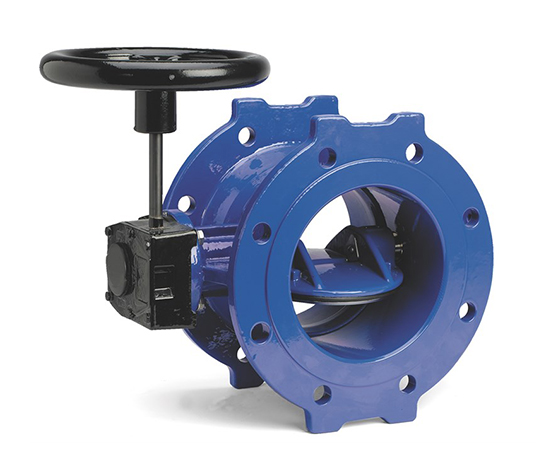 Double Eccentric Type Butterfly Valve Potable Water