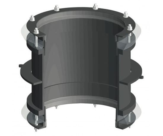 Wall coupling Water & Waste Water products