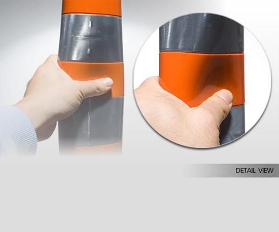 Flexible Delineator Post Dutcotennant