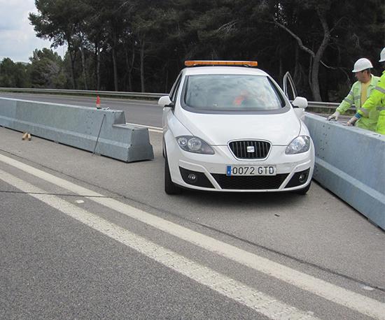 Emergency Opening Gates - NCHRP-350 TL-3 / EN 1317 STD Roads & Utilities
