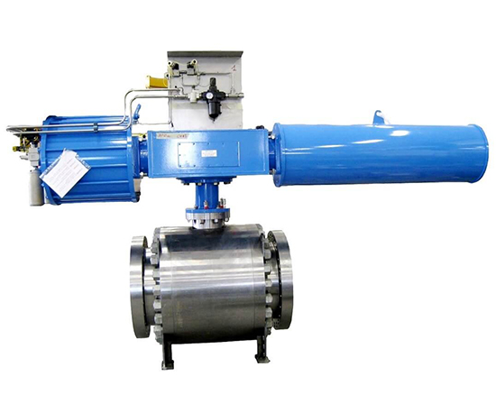 Ball Valve Oil & Gas