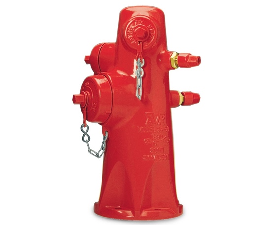 Wet Barrel Hydrants Industrial Units, Warehouses & Fuel Stations