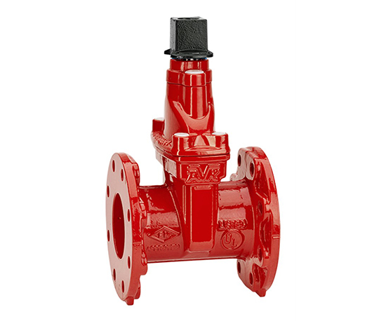 Gate Valve Infrastructure & Pumping Station Networks
