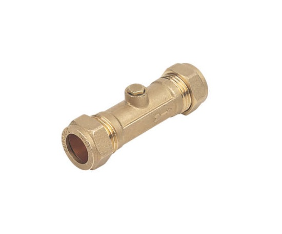 DZR Brass Compression Ends – Double Check Valve Plumbing Products