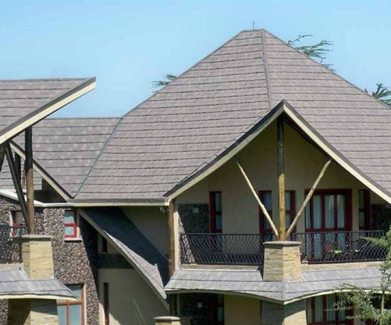 Decra Shingle Architectural Finishing Products