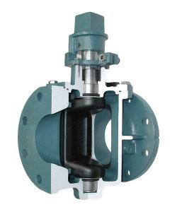 Eccentric Type Plug Valves Sewage