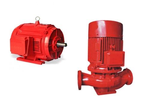 NEMA ODP Fire Motors Electricity Transmission & Distribution