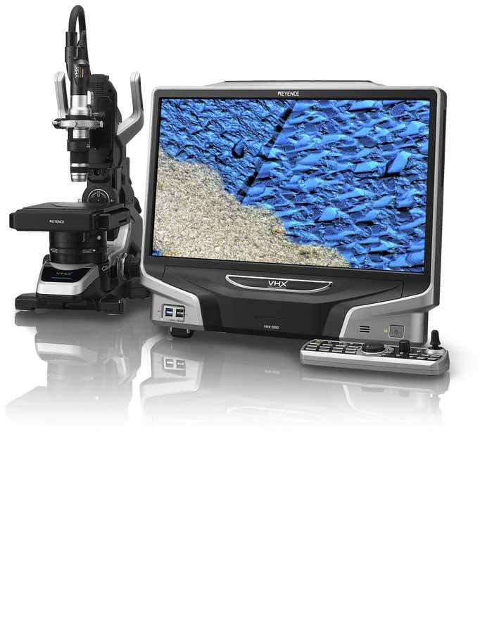 3D Microscope Metrology Equipment