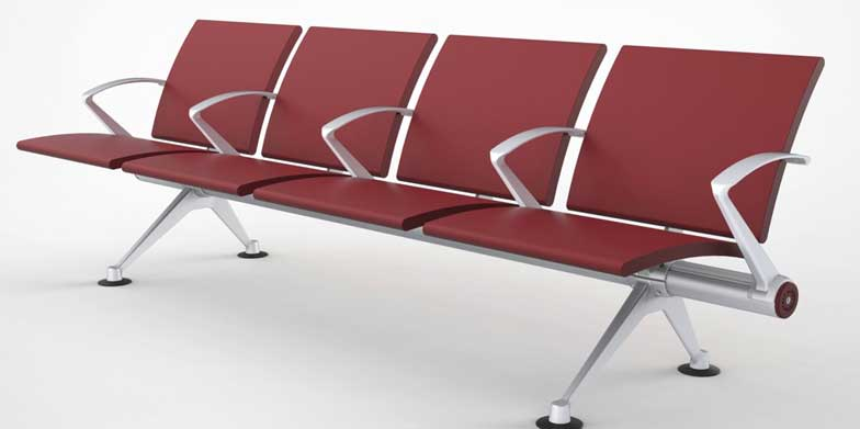 Airport Seating Architectural Finishing Products