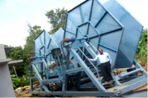 Belt Coiler - Decoiler Material Handling Products