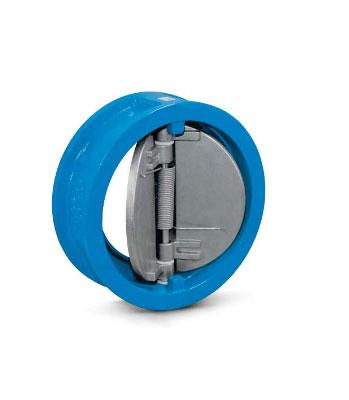 Dual Plate Non Return Valves Water Transmission & Distribution