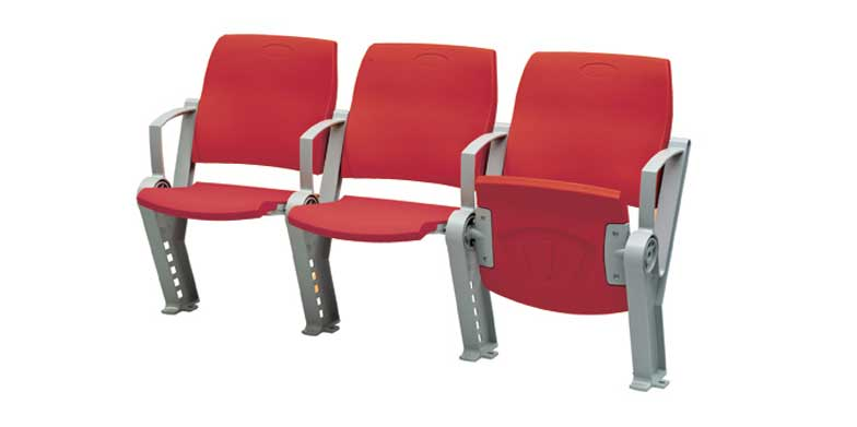 Fixed Stadium Seating Architectural Finishing Products