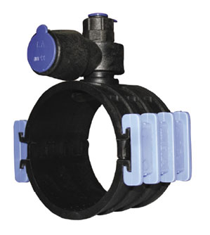 HDPE Saddles Water Transmission & Distribution
