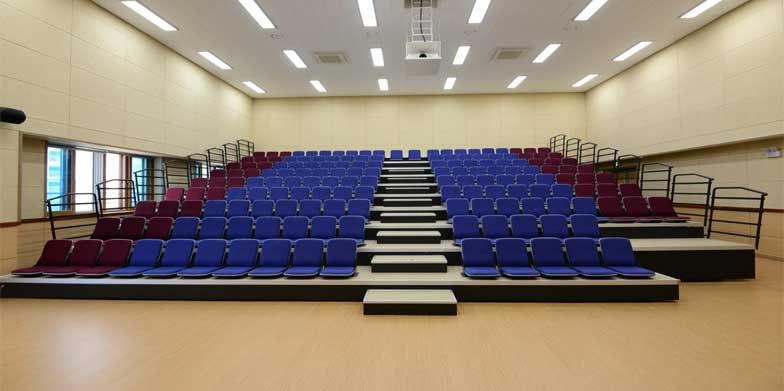Retractable Seating Architectural Finishing Products