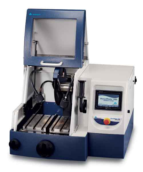Abrasive Cutter- Automatic Metallography Lab Equipment