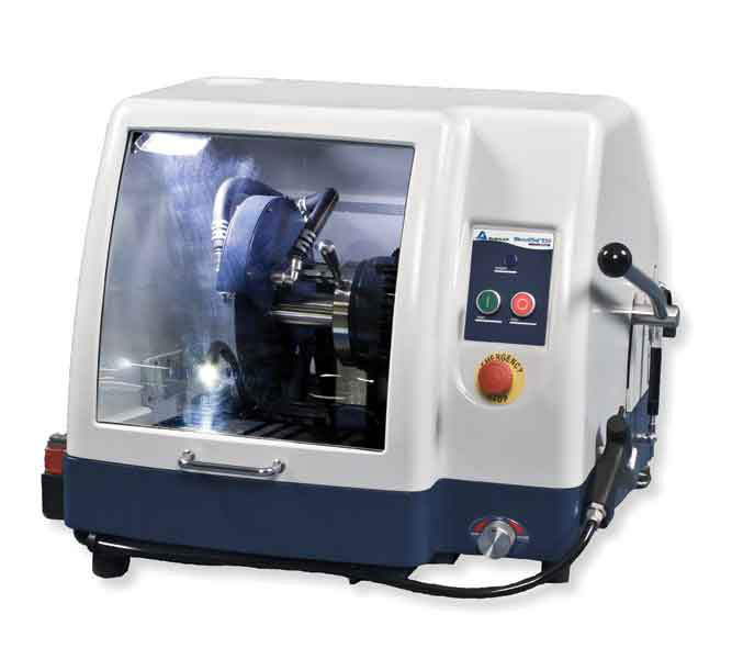 Abrasive Cutter - Manual Metallography Lab Equipment