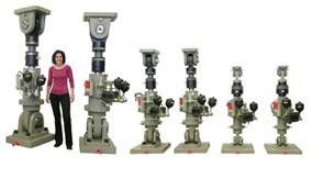 Actuators Civil Engineering Testing Equipment