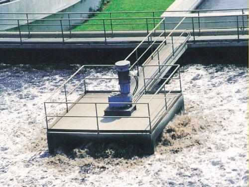 Aerators Sewage