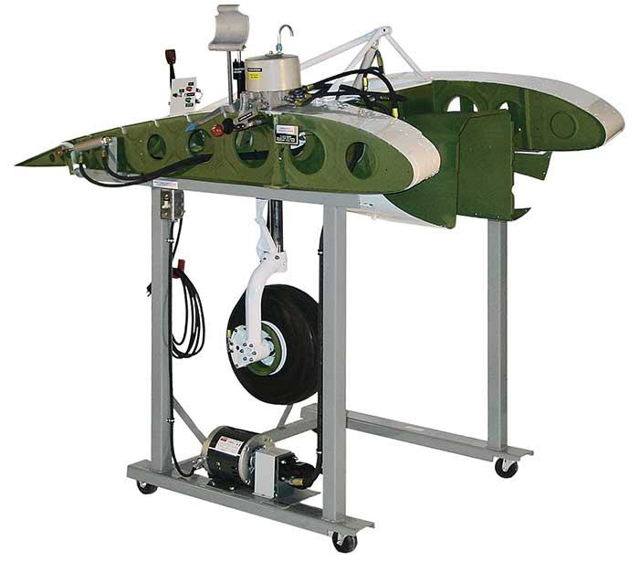 Aerospace Maintenance Training Equipment's