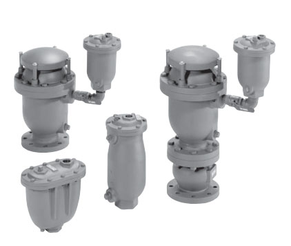 Air Vent / Air Valves District Cooling Products