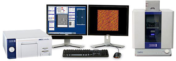 Atomic Force Microscope Educational & Training